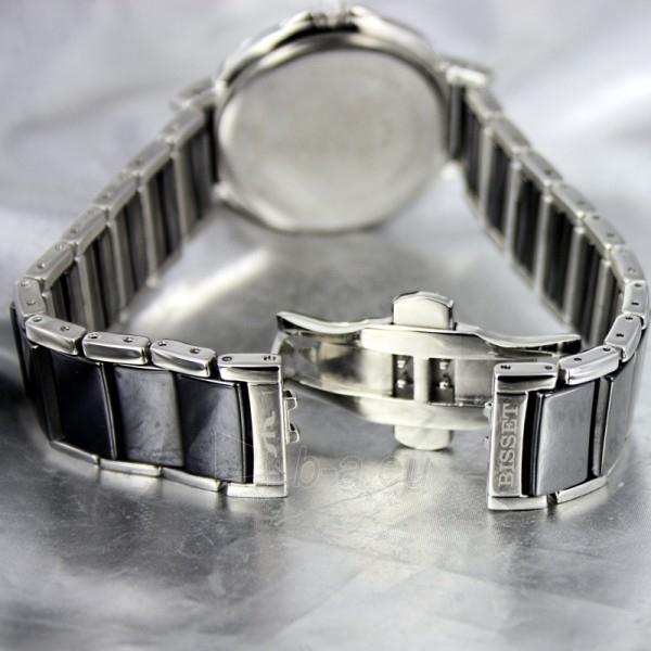 Moteriškas laikrodis BISSET Swan BSBD01 LS BK Paveikslėlis 7 iš 7 30069505742