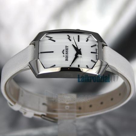 Moteriškas laikrodis BISSET Tiger BS25B71 LS WH WH Paveikslėlis 3 iš 6 30069505744