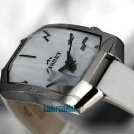 Moteriškas laikrodis BISSET Tiger BS25B71 LS WH WH Paveikslėlis 5 iš 6 30069505744