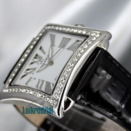 Women's watch BISSET Tosca BS25C09Q LS WH BK Paveikslėlis 5 iš 6 30069505804