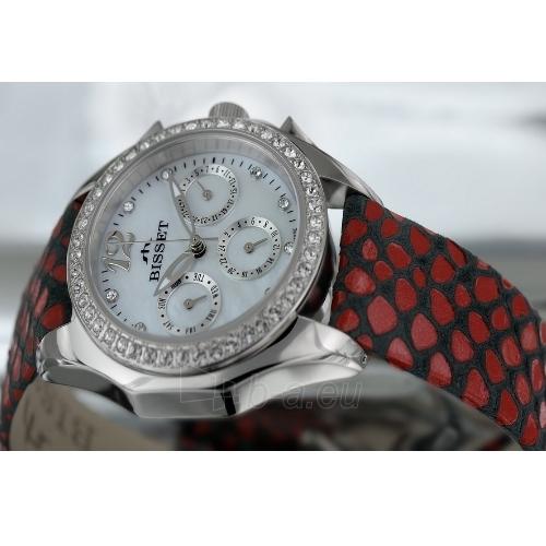 Moteriškas laikrodis BISSET Vamp BSAD50SIMX05BX Paveikslėlis 1 iš 1 30069505806