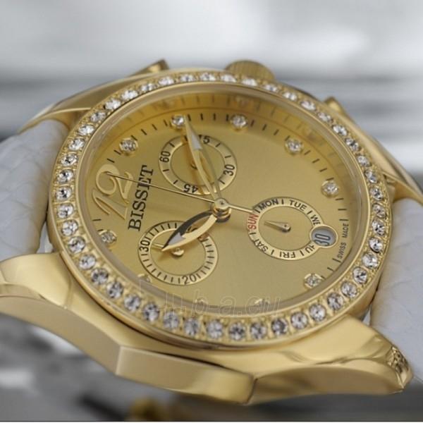 Moteriškas laikrodis BISSET Vamp I BSAD81GIGX05BX Paveikslėlis 2 iš 9 30069505807