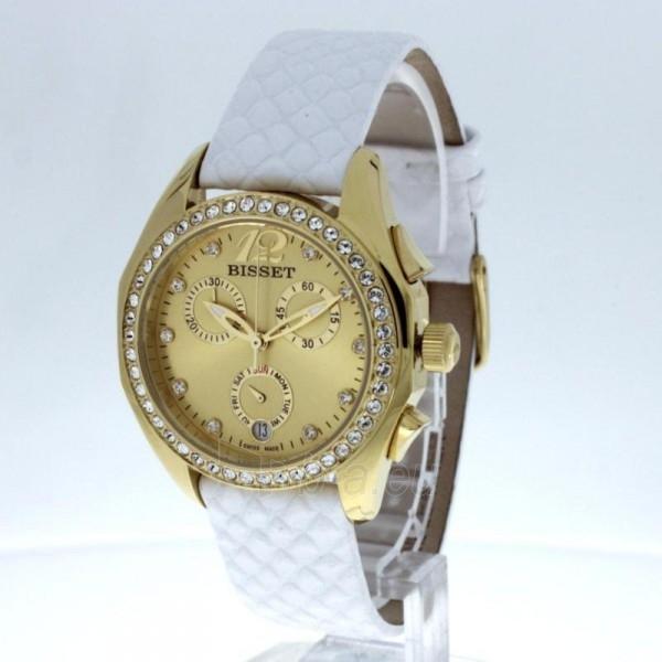 Moteriškas laikrodis BISSET Vamp I BSAD81GIGX05BX Paveikslėlis 3 iš 9 30069505807
