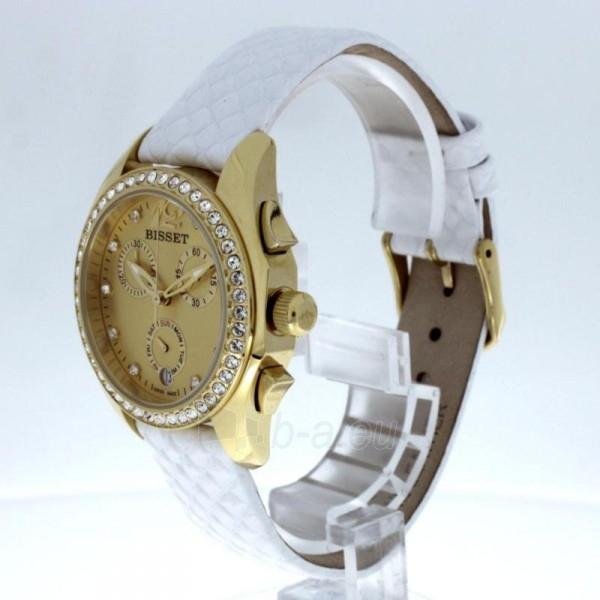 Moteriškas laikrodis BISSET Vamp I BSAD81GIGX05BX Paveikslėlis 4 iš 9 30069505807