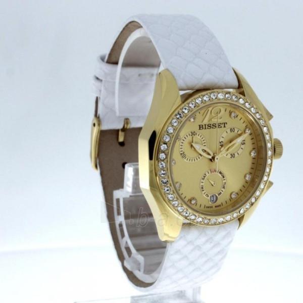 Moteriškas laikrodis BISSET Vamp I BSAD81GIGX05BX Paveikslėlis 8 iš 9 30069505807