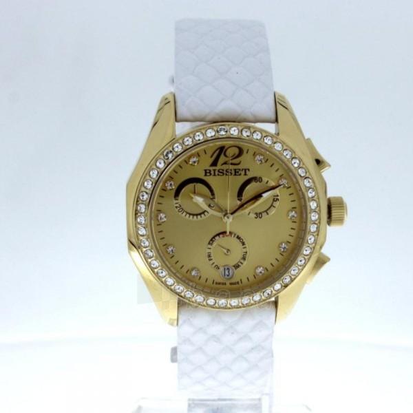 Moteriškas laikrodis BISSET Vamp I BSAD81GIGX05BX Paveikslėlis 9 iš 9 30069505807