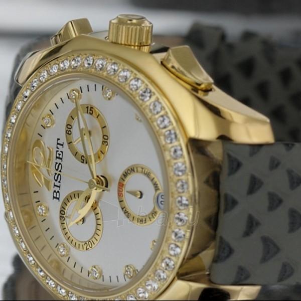 Moteriškas laikrodis BISSET Vamp I BSAD81GISX05BX Paveikslėlis 2 iš 2 30069505809