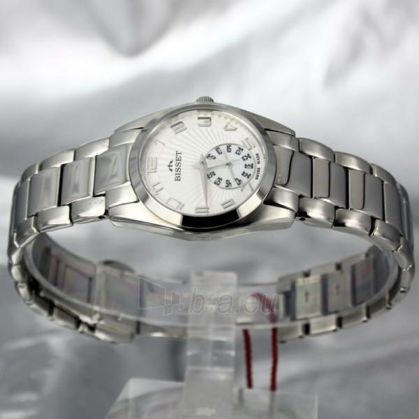 Moteriškas laikrodis BISSET Venus BSBD12SASX03BX Paveikslėlis 6 iš 7 30069505814