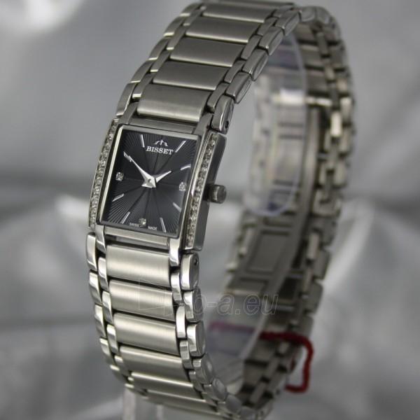 Women's watch BISSET Vincensa BS25C60 LS BK Paveikslėlis 1 iš 7 30069505816