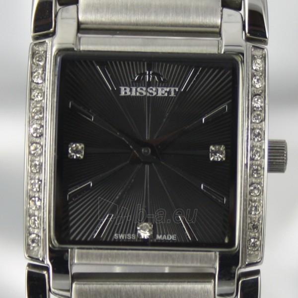 Women's watch BISSET Vincensa BS25C60 LS BK Paveikslėlis 7 iš 7 30069505816