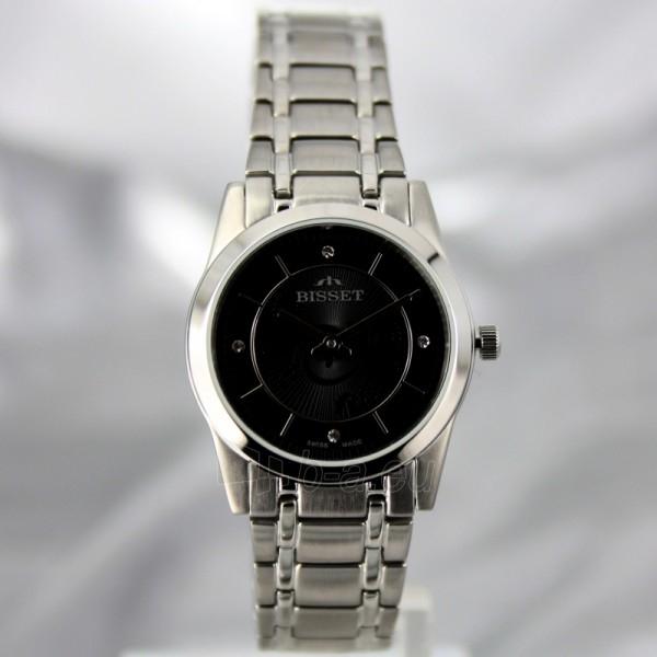 Moteriškas laikrodis BISSET Zefora BSBC92 LS BK Paveikslėlis 2 iš 7 30069505821