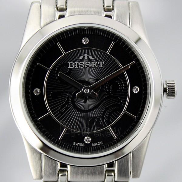 Moteriškas laikrodis BISSET Zefora BSBC92 LS BK Paveikslėlis 5 iš 7 30069505821