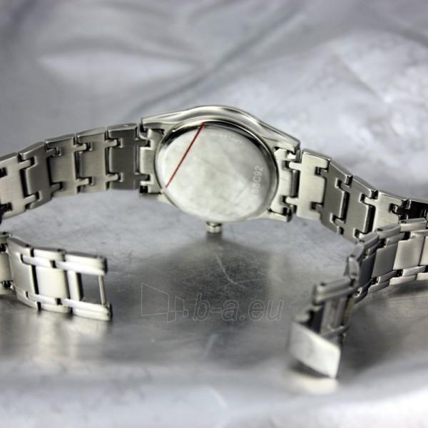 Moteriškas laikrodis BISSET Zefora BSBC92 LS BK Paveikslėlis 7 iš 7 30069505821