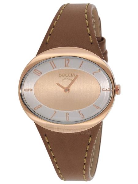 Women's watch Boccia Titanium 3165-18 Paveikslėlis 2 iš 3 30069501138
