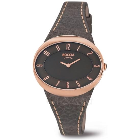 Women's watch Boccia Titanium 3165-20 Paveikslėlis 1 iš 2 30069504353