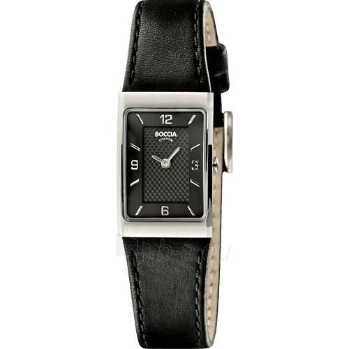 Moteriškas laikrodis Boccia Titanium 3186-02 Paveikslėlis 1 iš 1 30069501160