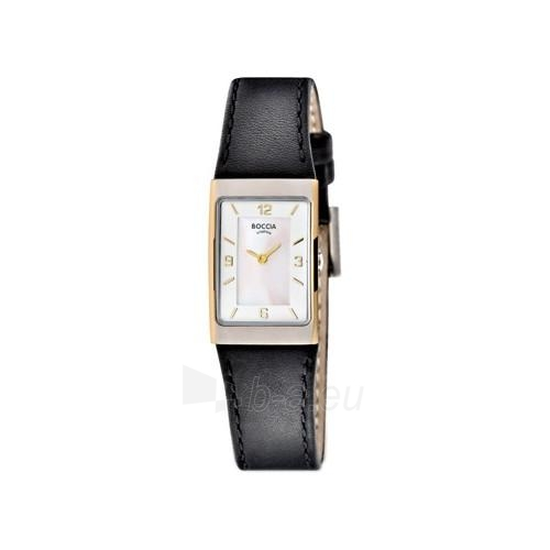 Moteriškas laikrodis Boccia Titanium 3186-03 Paveikslėlis 1 iš 1 30069501161