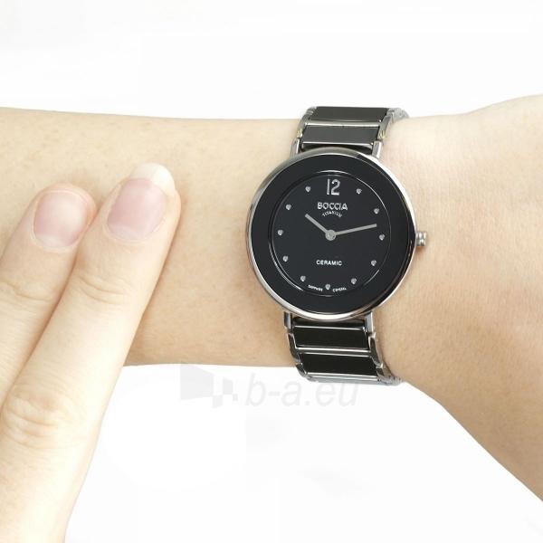 Moteriškas laikrodis BOCCIA TITANIUM 3209-03 Paveikslėlis 3 iš 4 30069509024
