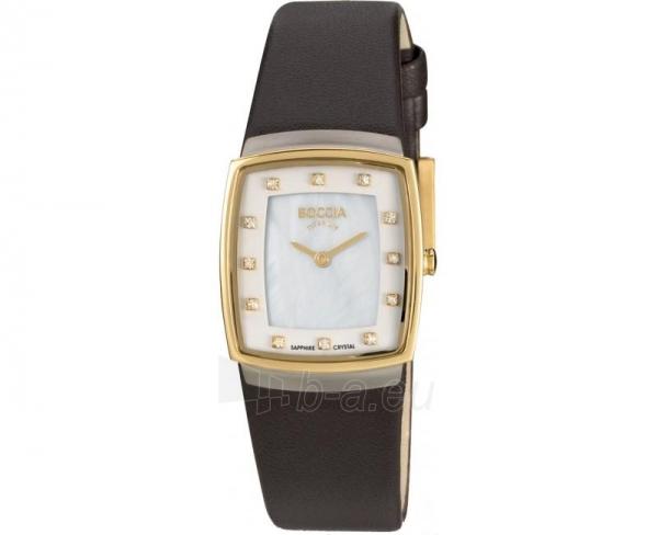 Women's watch Boccia Titanium 3237-02 Paveikslėlis 1 iš 1 30069501852
