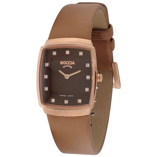 Moteriškas laikrodis Boccia Titanium 3237-04 Paveikslėlis 1 iš 3 30069504387