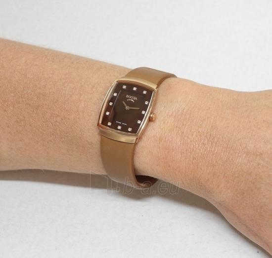 Moteriškas laikrodis Boccia Titanium 3237-04 Paveikslėlis 3 iš 3 30069504387