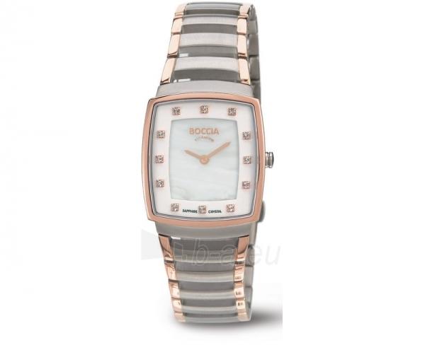 Women's watch Boccia Titanium 3241-03 Paveikslėlis 1 iš 1 30069504367