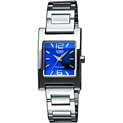 Moteriškas laikrodis CASIO LTP-1283D-2A2EF Paveikslėlis 1 iš 2 310820008835