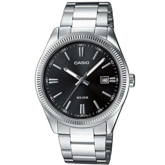 Moteriškas laikrodis Casio LTP-1302D-1A1VEF Paveikslėlis 1 iš 1 30069506765