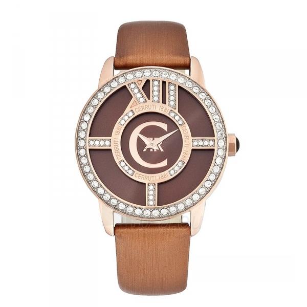 Moteriškas laikrodis Cerruti 1881 CRM044S263A Paveikslėlis 1 iš 1 30069506709