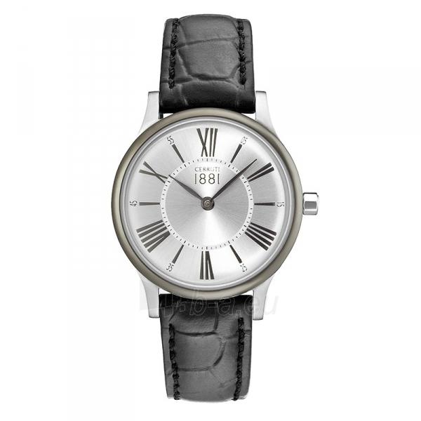 Moteriškas laikrodis Cerruti 1881 CRM099W212A Paveikslėlis 1 iš 1 30069506714
