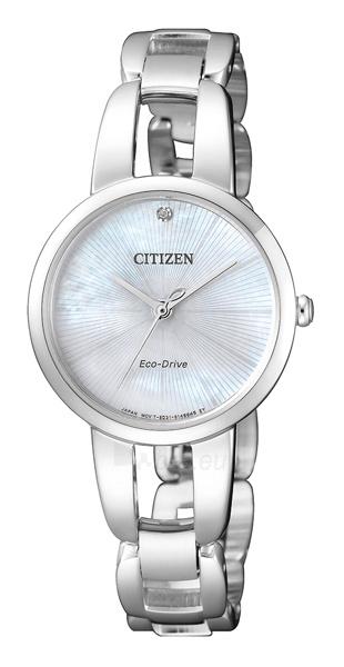 Moteriškas laikrodis Citizen Eco-Drive Elegance EM0430-85N Paveikslėlis 1 iš 3 310820112138