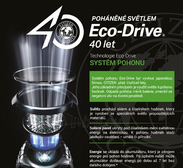 Moteriškas laikrodis Citizen Eco-Drive Elegance EM0430-85N Paveikslėlis 2 iš 3 310820112138