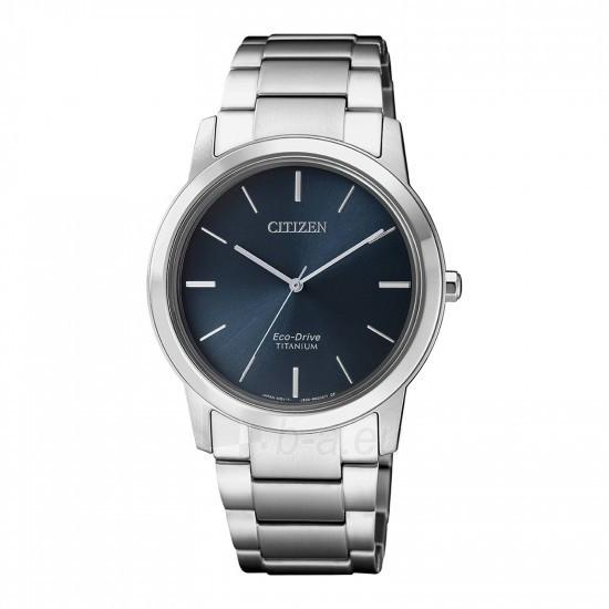 Moteriškas laikrodis Citizen Eco-Drive Super Titanium FE7020-85L Paveikslėlis 1 iš 4 310820168521
