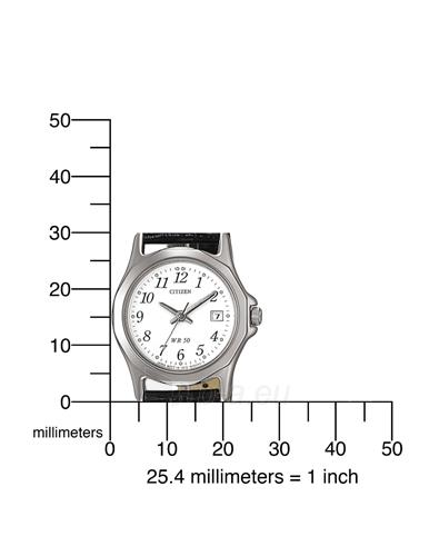Moteriškas laikrodis Citizen Elegance EU1950-04A Paveikslėlis 2 iš 10 310820106032