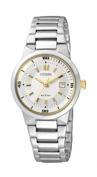 Moteriškas laikrodis Citizen Elegance EU2591-69A Paveikslėlis 1 iš 1 30069506738