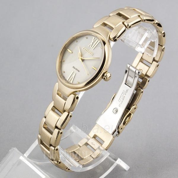 Moteriškas laikrodis Citizen EM0022-57A Paveikslėlis 2 iš 5 30069506798