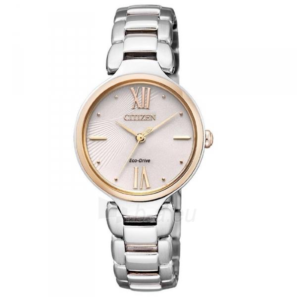 Moteriškas laikrodis Citizen EM0024-51W Paveikslėlis 1 iš 7 30069506799