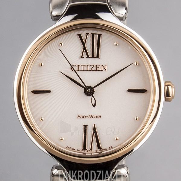 Moteriškas laikrodis Citizen EM0024-51W Paveikslėlis 5 iš 7 30069506799