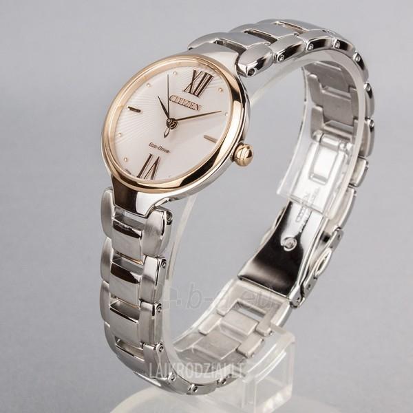 Moteriškas laikrodis Citizen EM0024-51W Paveikslėlis 6 iš 7 30069506799