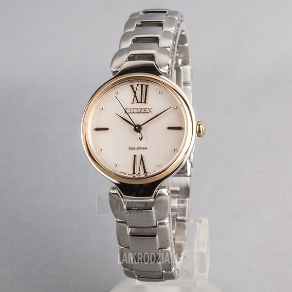Moteriškas laikrodis Citizen EM0024-51W Paveikslėlis 7 iš 7 30069506799