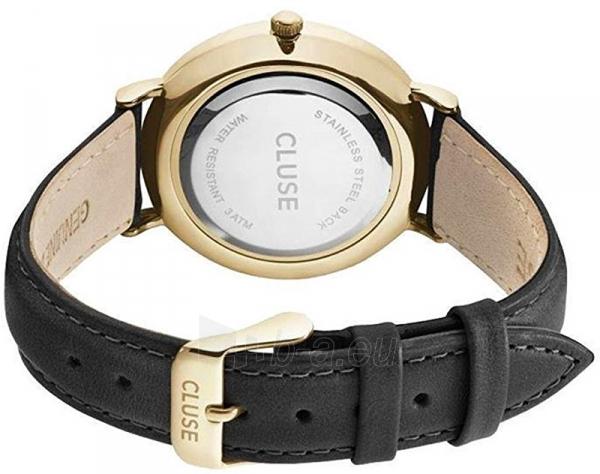 Moteriškas laikrodis Cluse La Bohème Gold White/Black Paveikslėlis 2 iš 7 310820116567