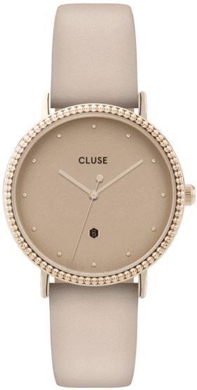Sieviešu pulkstenis Cluse Le Couronnement Gold/Gold Dust CL63005 Paveikslėlis 1 iš 7 310820178884