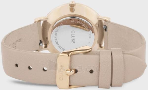 Sieviešu pulkstenis Cluse Le Couronnement Gold/Gold Dust CL63005 Paveikslėlis 2 iš 7 310820178884