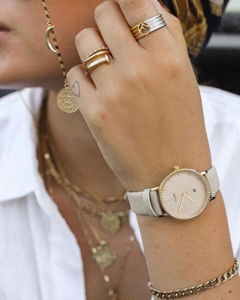 Sieviešu pulkstenis Cluse Le Couronnement Gold/Gold Dust CL63005 Paveikslėlis 7 iš 7 310820178884