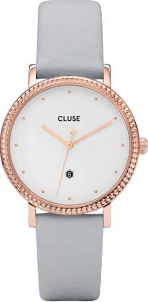 Sieviešu pulkstenis Cluse Le Couronnement Rose Gold White/Soft Grey CL63001 Paveikslėlis 1 iš 3 310820178881