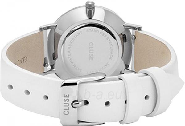 Sieviešu pulkstenis Cluse Minuit La Perle Silver White Pearl/White CL30060 Paveikslėlis 6 iš 6 310820178879