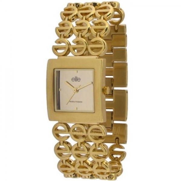 Moteriškas laikrodis ELITE E50714G-102 Paveikslėlis 1 iš 1 30069506846