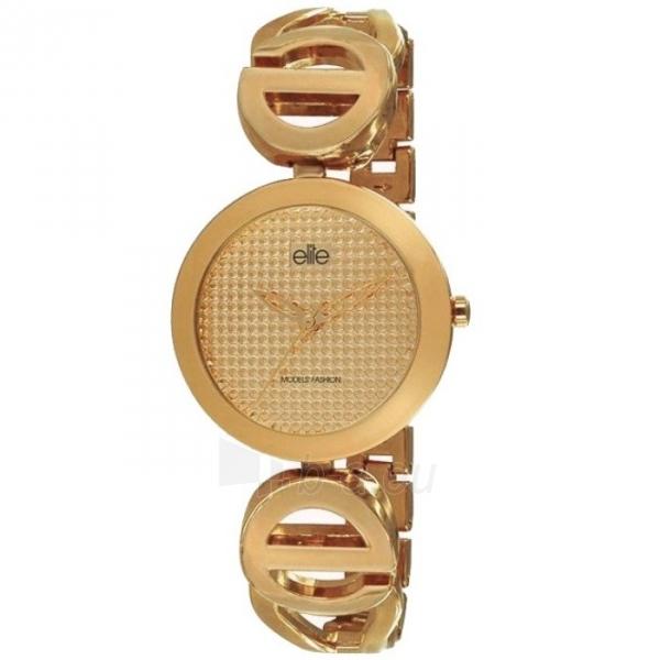 Moteriškas laikrodis ELITE E52094-101 Paveikslėlis 1 iš 1 30069506825