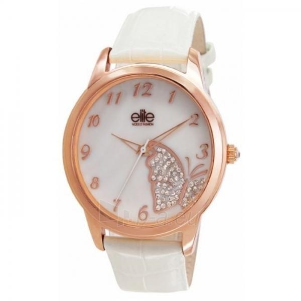 Moteriškas laikrodis ELITE E52982S-801 Paveikslėlis 1 iš 1 30069506861
