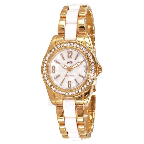 Moteriškas laikrodis ELITE E53004-101 Paveikslėlis 1 iš 1 30069509310